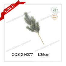 H35-H110cm Real Feel Artificial Christmas Tree Branch Christmas Outdoor Decoration Craft&Gift