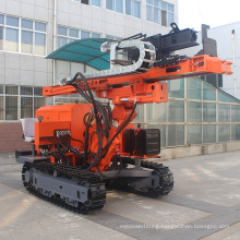 Photovoltaic Installation Sheet Pile Driving Equipment