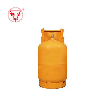 Bouteille de gaz lpg à bas prix de 12,5 kg pour le camping