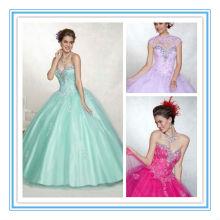 Sexy Detachable Jacket Strapless Dresses Appliqued Purple Quinceanera Dress(QUMO-1012)