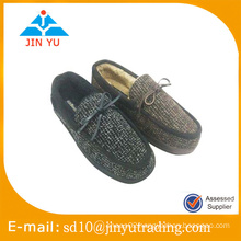 fashion style indoor winter slipper shoes
