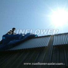 Sonnenkraft-Sonnenkollektor