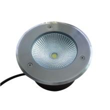 110V 220V Decoración al aire libre del jardín LED subterráneo enterró la luz 10W