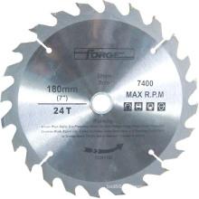 Serra circular de madeira as lâminas de corte Universal, trabalho de Metal
