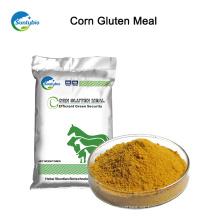 Golden Yellow Corn Gluten Meal 60% proteína