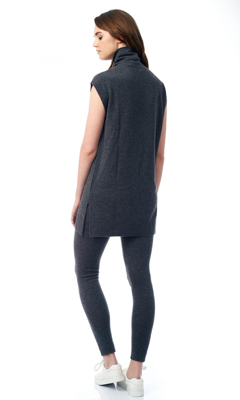 Funnel Neck Tunic