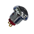 Nickel-Legierung IP67 wasserdichte Metall Push ButtonSwitch