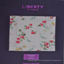 tecido de algodão têxtil da liberdade impressão