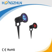 El RGB promocional llevó la viruta al aire libre del poder más elevado de la lámpara 12v / 24V del jardín