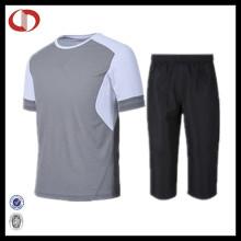 Design Mens Models Uniformes Esportes Treino Suit
