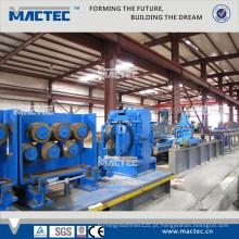 Preço de fábrica ângulo hidráulico rolo de ferro formando máquina