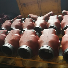 Ductile Iron or Grey Iron Casting Housing Part