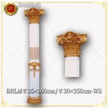 Casquettes de pilier décoratif (BRLM25 * 260-WS) avec haute qualité