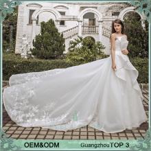 Prinzessin Stil alibaba Kleid weiße Rüsche Kleider echte Bilder von schönen Brautkleid Kleider