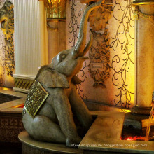Populärer Elefant-Brunnen, Qualitäts-Brunnen (nach Maß Service)