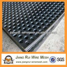 Алюминиевая перфорированная плита