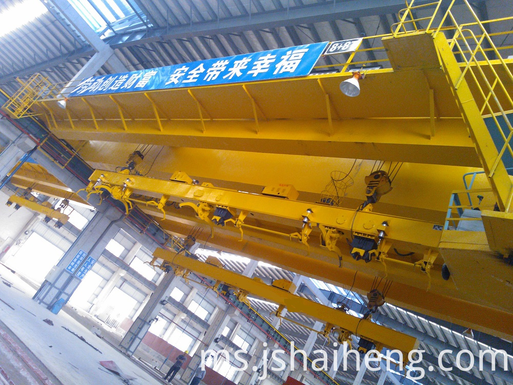 Spun Pile Making Machine Crane