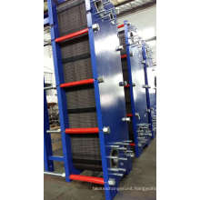 Vicarb V85 Plate Type Heat Exchanger Plate