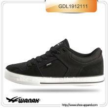 zapatos de skate clásicos negros