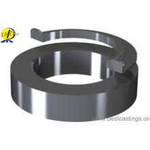 Stainless Steel Clamping Ring with Centrifugal Casting