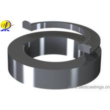 Зажимное кольцо из нержавеющей стали с центробежным литьем