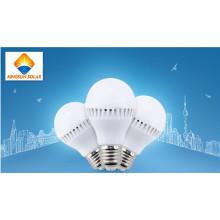 Luces de bulbo del blanco 5W E27 LED del brillo del poder más elevado