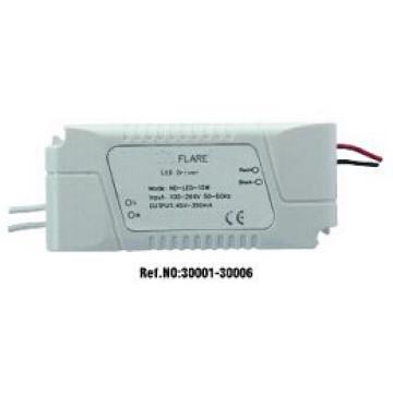 30001 ~ 30006 conducteur de la tension constante LED IP22