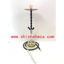 Boa Qualidade Atacado Alumínio Nargile Cachimbo Shisha Hookah