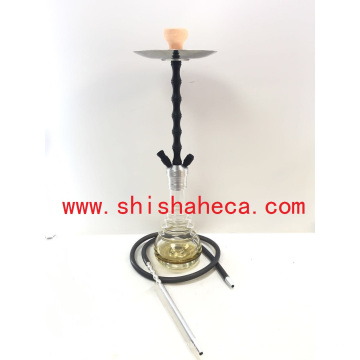 Gute Qualität Großhandelsaluminium Nargile Pfeife Shisha Hookah