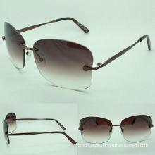 ladies rimless sunglasses(32088 c1-613)