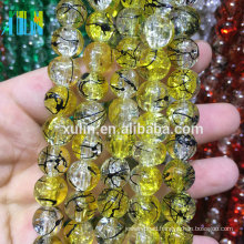 Bead Landing Wholesale/Handmade Loose Beads/ Crystal Crackle Beads for Jewelry