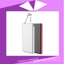 5000mAh Quick Charge 2.0 Dual USB Port Li-Polymer Power Bank