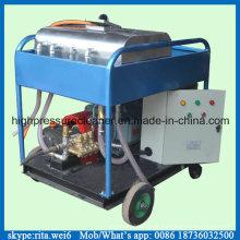 Máquina de sopro elétrica de alta pressão da areia da água 500bar
