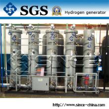 Système de production et de purification PSA H2 avec qualité CE