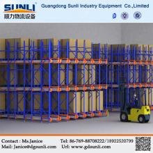 Radio Shuttle Storage Pallet Adjustable Shelf