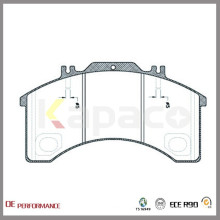 WVA 29032 Kapaco New Brand Replace Rear Brake Pads OE 20844903 For Iveco