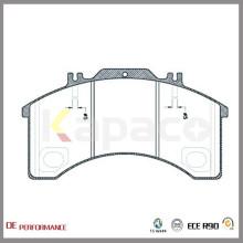 WVA 29032 Kapaco Новая марка Замените задние тормозные колодки OE 20844903 Для Iveco