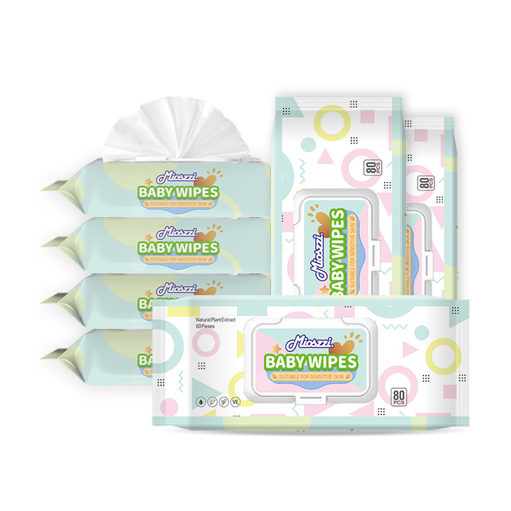Alcohol and Fragrance Free Baby Wipes
