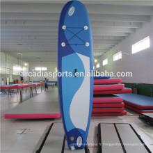 Planches gonflables gonflables de SUP de planche à aubes gonflable à vendre