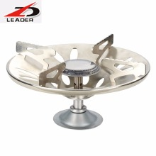leader gas camping stove with burner for outdoor used