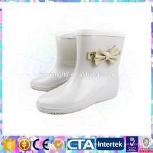 hot sell popular girl rain shoes