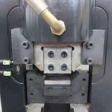 Barras planas Punzonado Marcado Corte Línea CNC