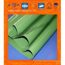 High Tensile PVC Woven Fabric for Tarpaulin Cover