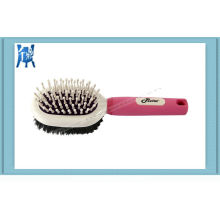 Grooming Combination Bristle Massage Brush