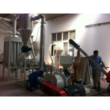 PVC Kunststoff Crushing und Fräslinie