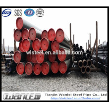 Casing seamless steel pipe