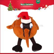 Atacado Recheado Falando Amor Aves Plush Avestruz Toy para o Natal 2016