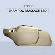salon de coiffure lit de massage / shampooing chaise de massage