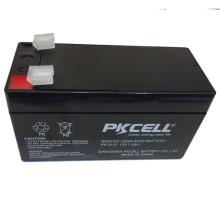 12В 1,2 Ач необслуживаемый в SLA(герметичные свинцово-кислотные) батареи с высоким proformance и низкая цена 12В 1,2 Ач необслуживаемый по SLA(герметичные свинцово-кислотные) батареи с высоким proformance и низкая цена