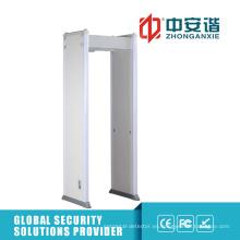 Seguridad del Banco / Gobierno / Edificios Comerciales Detector de metales portátil